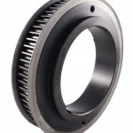 Engineered synchronous sprockets improve drives using curvilinear belts
