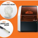 Roland DGA introduces two new resins for the MonoFab ARM-10 3D Printer