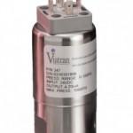 Industrial pressure transmitters from Viatran feature high-pressure spike resistance