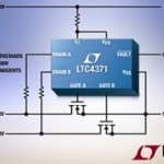 Diode-OR controller provides seamless handoff between redundant power supplies