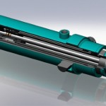 How do you specify a hydraulic cylinder?