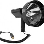 New 30 million candlepower HID handheld spotlight