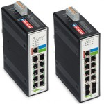 Industrial switches drive network optimization