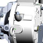 Maintenance free hazardous duty brakes