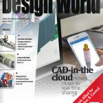 April 2016 issue: CAD-in-the-cloud, stepper motor or servomotor + more