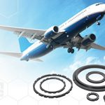 Modern carbon graphite self-lubricating materials ideal for aerospace gearbox face seals