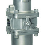 New stainless steel large flow capacity regulator and filter regulator