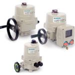 New HRS Series industrial electric actuators from Hayward Flow Control