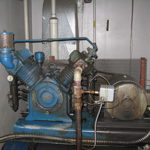 Compressed air fail: Relying on service technicians