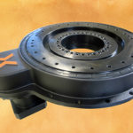 Compact, precision ring drive system from Nexen