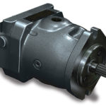 Where are hydraulic motors used?
