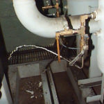 Can water damage my compressed air system?