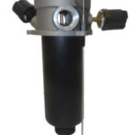 New tank-mounted low pressure filter
