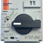 Self-protected combination motor controllers from Sprecher + Schuh