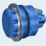 New radial piston motor from Rexroth
