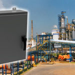 Wall mount steel enclosures for harsh environments