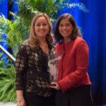 Bishop-Wisecarver president wins award