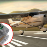 Motion controllers help planes take precision aerial photos of disasters