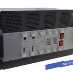 Rack Mount Multi-Axis NanoPWM™ Drive Module That Outperforms Linear Drives