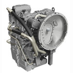 Save fuel with hydromechanical variable transmission