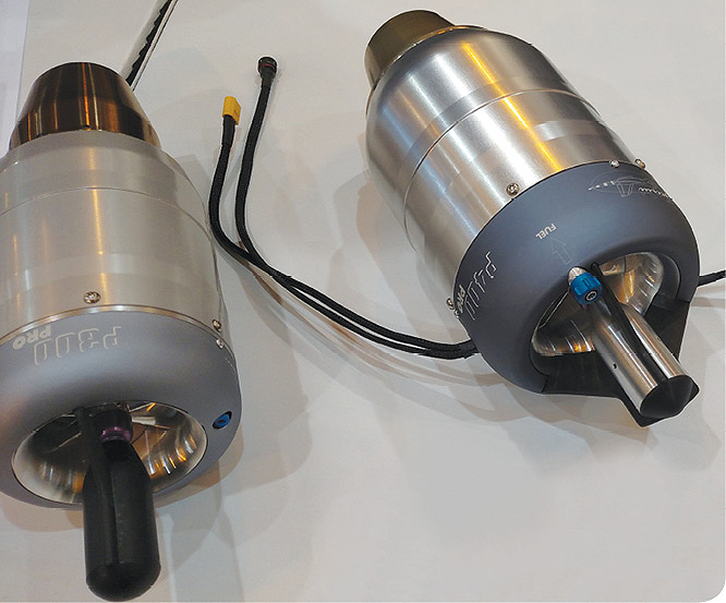 JetCat-Germany-engines