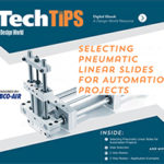 Selecting Pneumatic Linear Slides for Automation Projects Tech Tips