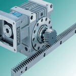Complete Range of Standard Rack & Pinion Drive Systems