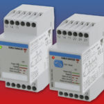 Motor thermistor relays monitor up to six motors