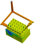 How Plastic Injection Molding Problems are Solved by Mold Fill Simulation