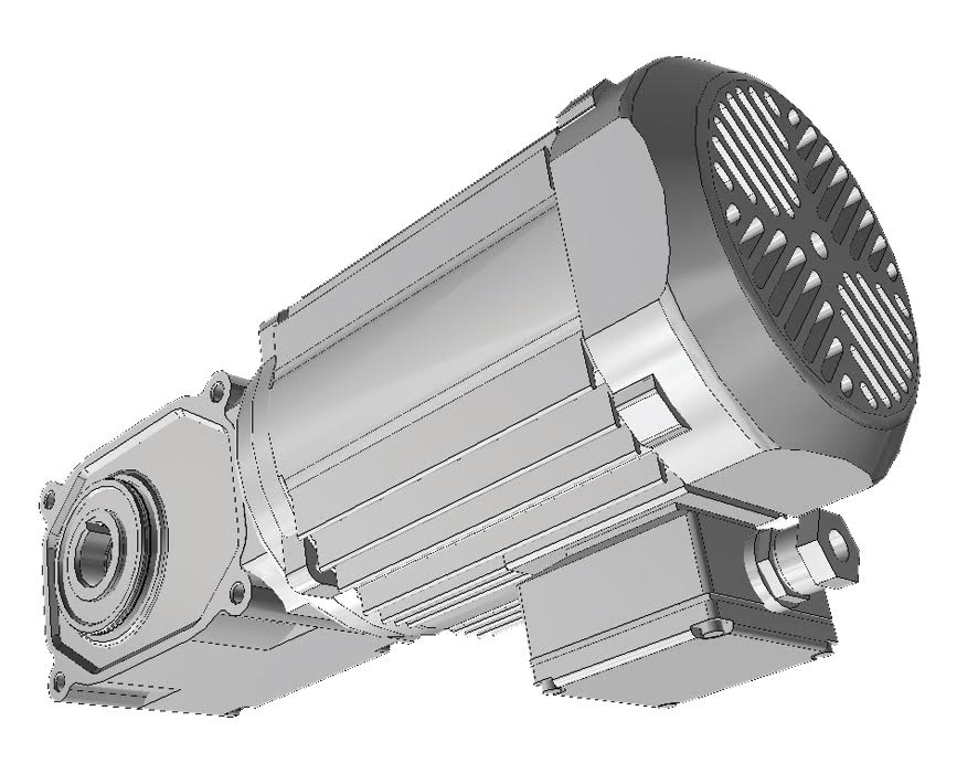 Brother gearmotors website introduces 3d cad drawings of 1 for 3d drawing website