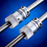 Micro-adjustable shaft collars eliminate guesswork from fine positioning