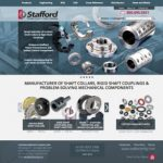 Stafford Manufacturing new website