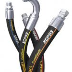 Continental introduces line of extended life, constant-pressure spiral hydraulic hose