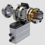 Shaft couplings for torque transducers