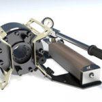 Portable hose crimper for forestry market