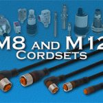 New M8 and M12 IP67 Cordsets