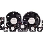 IP69K Cooling Fans, Only from NMB