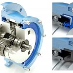 High-performance Simmerrings seals increase industrial gearbox reliability
