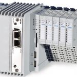Enhanced Lenze 3200 C controller for modular machines and robot cells
