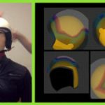 Smart Helmet Employs Force Location Sensing