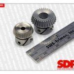 SDP/SI Offers an Improved Alternative to Split-Hub Bevel Gears