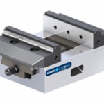 One vise for all workpieces with jaw support for ID and OD clamping