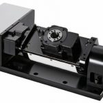 Two-axis rotary assembly provides fast micromachining capabilities