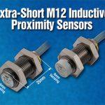 Extra-Short M12  Inductive Proximity Sensors
