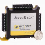 Patented ServoTrack technology — driver-controller products for motion