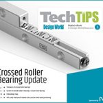 Crossed Roller Bearing Update Tech Tips