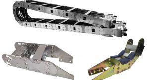 GortracDragChain steel cable carriers CustomTransp