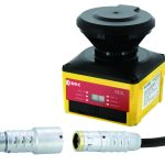 IDEC releases world's smallest safety laser scanner