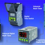 New Multi-Timers and Time Switches Offers Unmatched Functionality and Timing Ranges for Controlling Operations