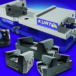 Six New Vises For 5 Axis And Production Workholding At 2017 EASTEC Show